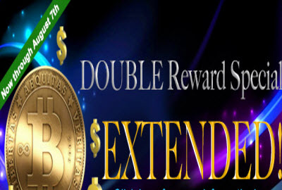 5Dimes Bitcoin promotion
