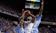 Kentucky North Carolina Basketball